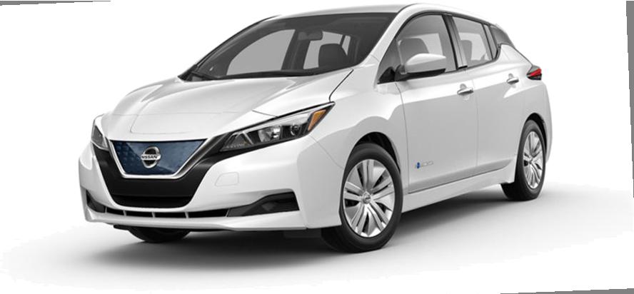 Image of the Nissan Leaf