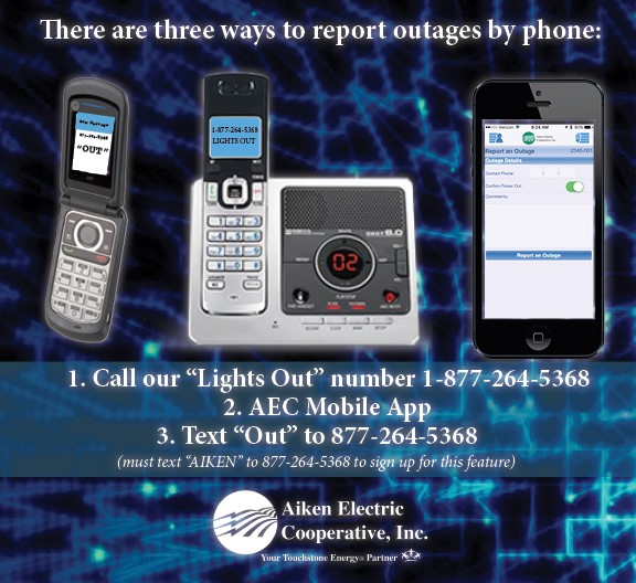 Outage Report Methods