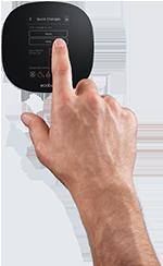 Ecobee Hand advertisement